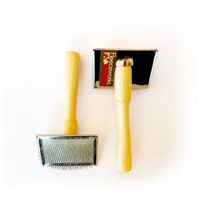 Product photo of horse brush