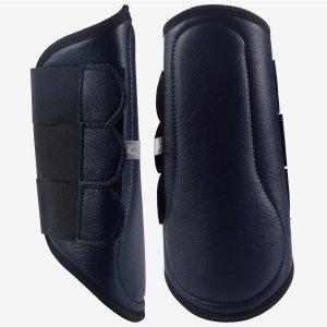 Black horse boots
