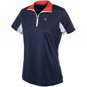 Product shot of dark blue shirt