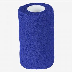 Blue bandage
